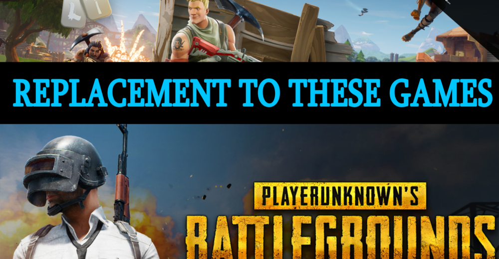 Here are the top and best 5 Battle Royale games that replaces Pubg and Fortnite