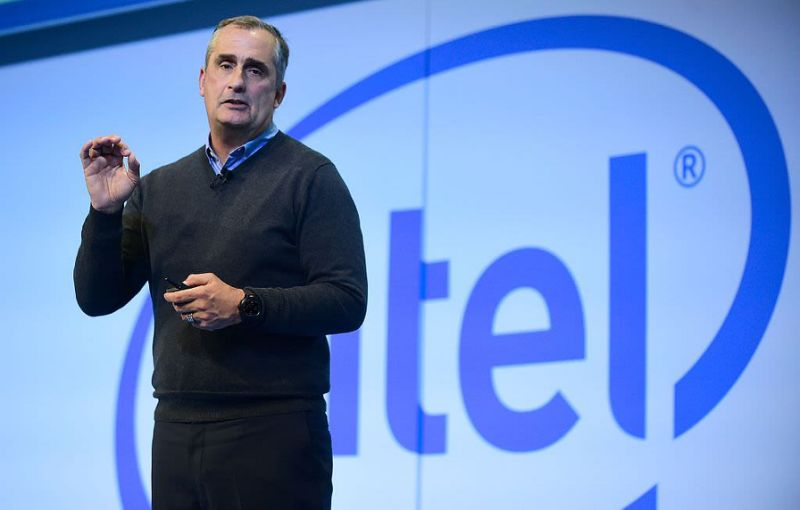 Robert Swan is the new CEO Intel has chosen after more than half a year